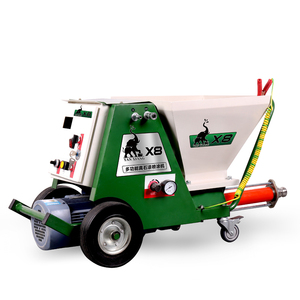 X8 Electric Natural Stone Paint/ Texture Paint Spray Machine